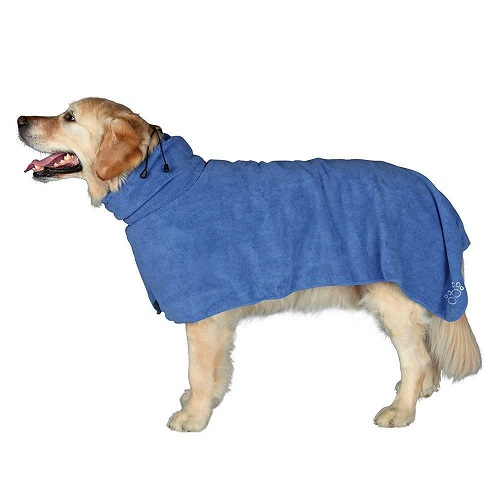 Dog Bathrobes & Drying Coats