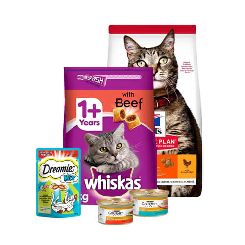 Cat Food - Full Range