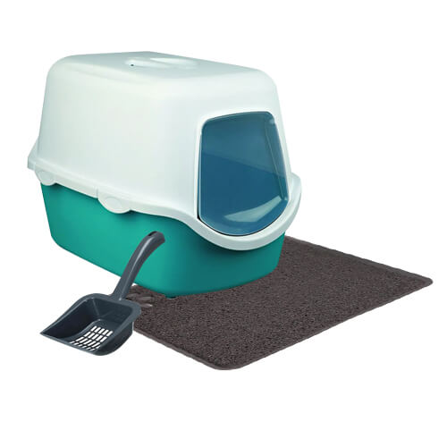 Cat Litter Boxes & Accessories