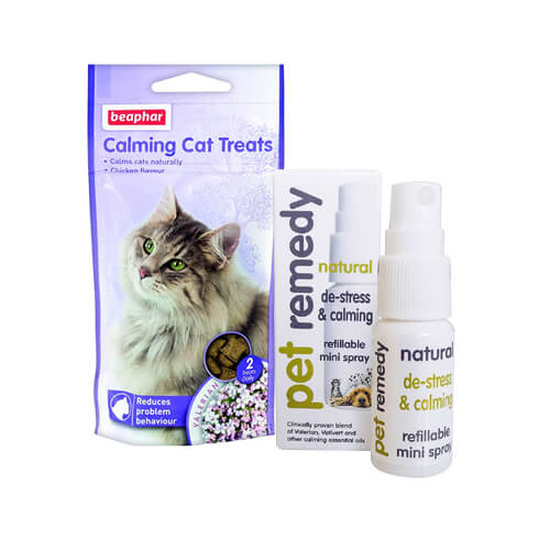 Cat Stress & Anxiety Relief
