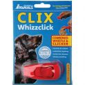 Clix Whizzclick Whistle & Clicker