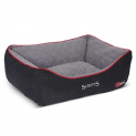 Scruffs Thermal Dog Bed Black - AllPetSolutions