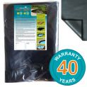 Premium Pond Liners 2 x 2m PVC 1mm 40yr Warranty